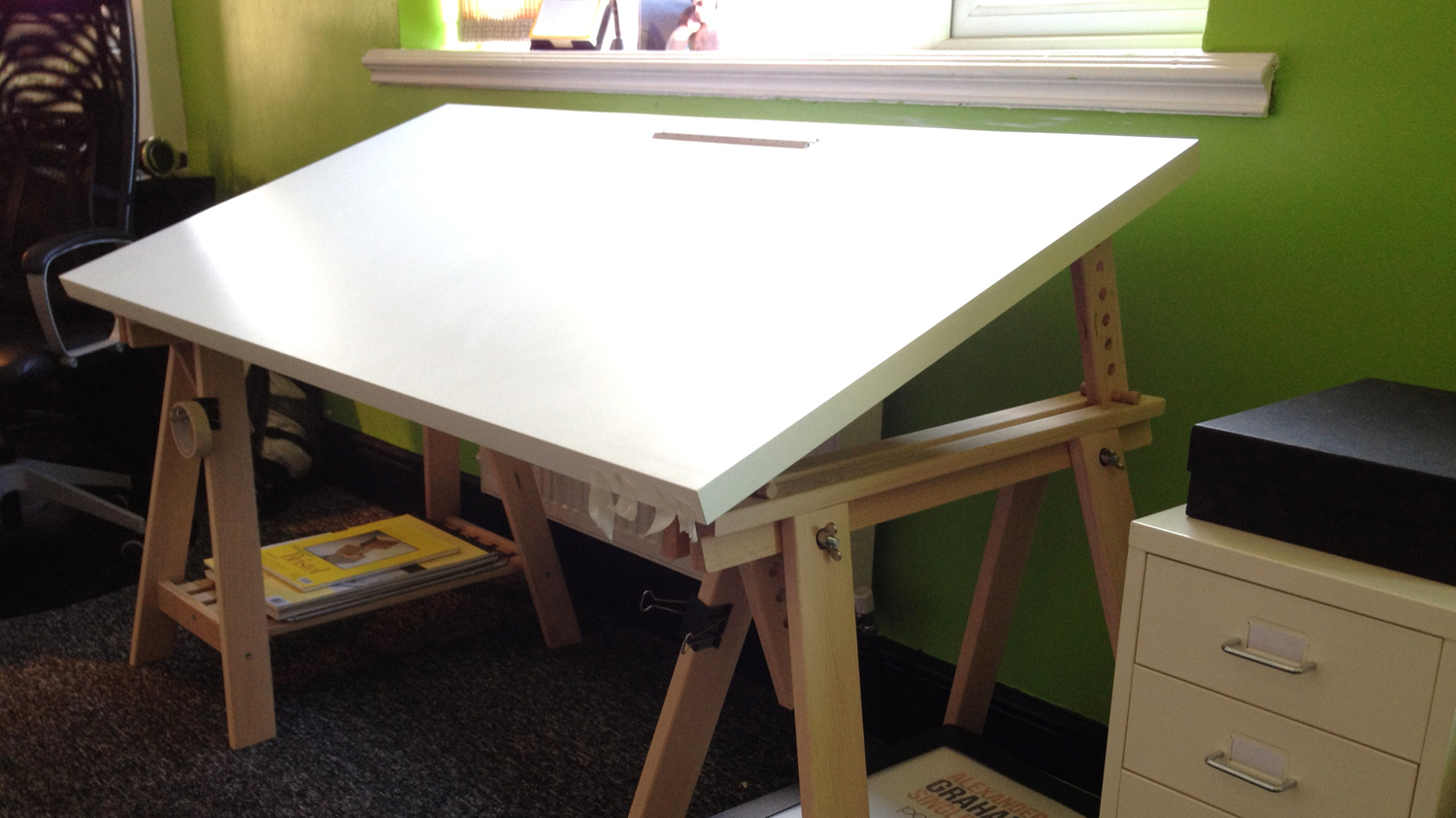 Ikea Drawing Table