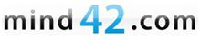 Mind 42 logo