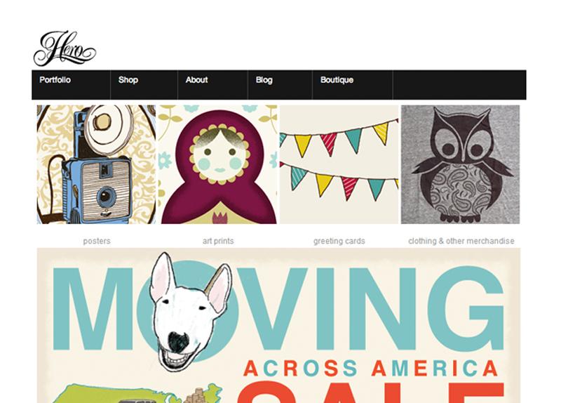 how to create a digital portfolio for graphic design